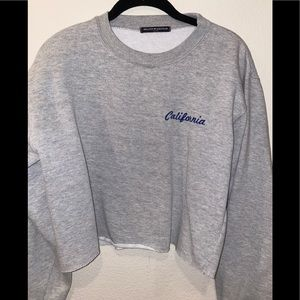 Brandy Melville California sweatshirt